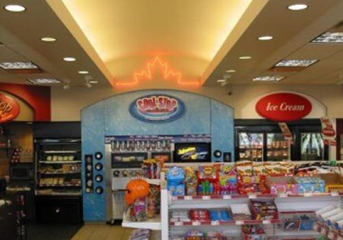 Retail Gas Bar